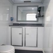 103 WC 3-Stall Restroom Trailer