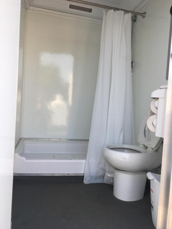103 WC Pre-Owned ADA+2 Restroom Shower Combo
