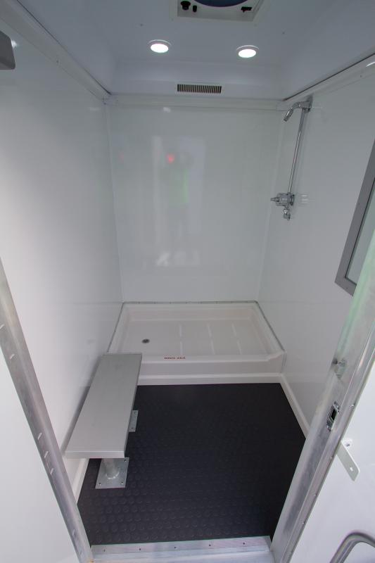 2020 Wells Cargo 103 WC Shower