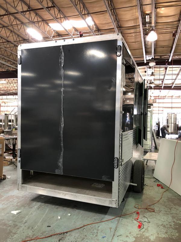 2020 Aluminum 300RT Industrial Restroom Trailer