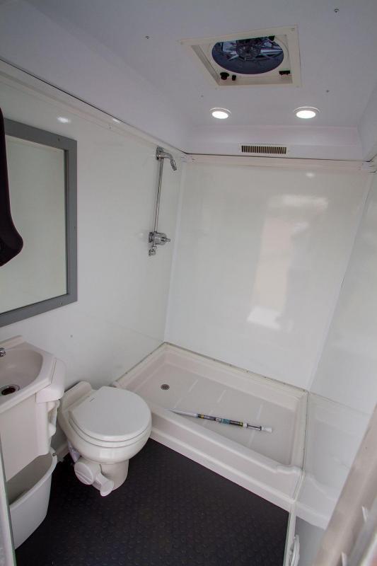 103 WC Combo Restroom Shower Trailer