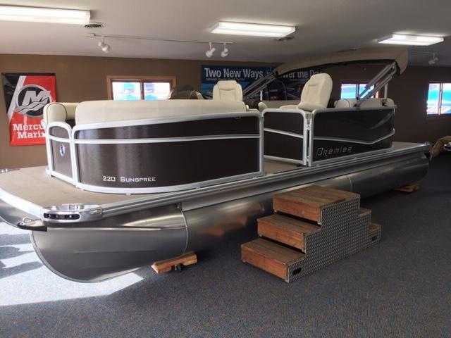 2019 Premier Marine SUNSPREE 220 RF Pontoon Boat