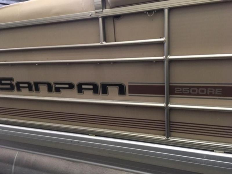 2007 SanPan 2500RE