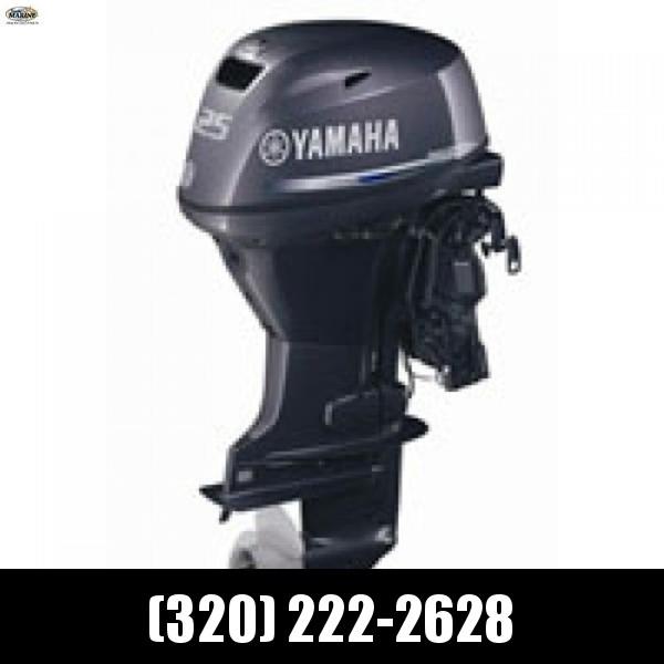 2019 Yamaha T25LA