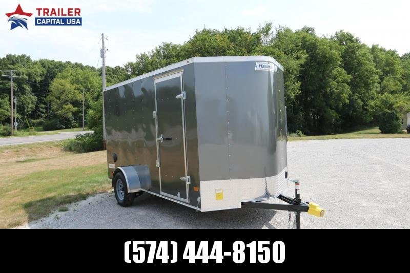2020 Haulmark 6' x 12' Passport Deluxe Enclosed Cargo Trailer
