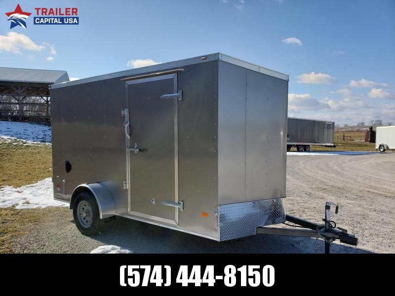 "2020 American Hauler 6x12 Arrow 6'6"" Interior height Enclosed Cargo Trailer"