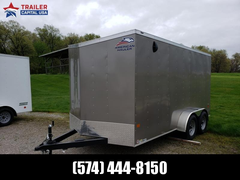 2020 American Hauler Arrow 7x14 Basic Enclosed Cargo Trailer