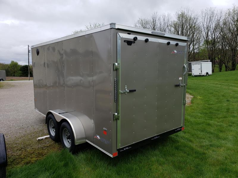2020 American Hauler Arrow 7x14 Basic Enclosed Cargo Trailer