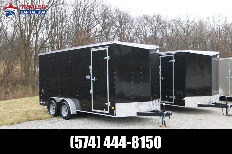 2020 American Hauler Arrow Enclosed Cargo Trailer