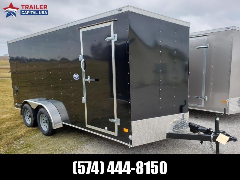 """2020 American Hauler 7x16 Arrow Deluxe (6'6"""" Interior Height)"""