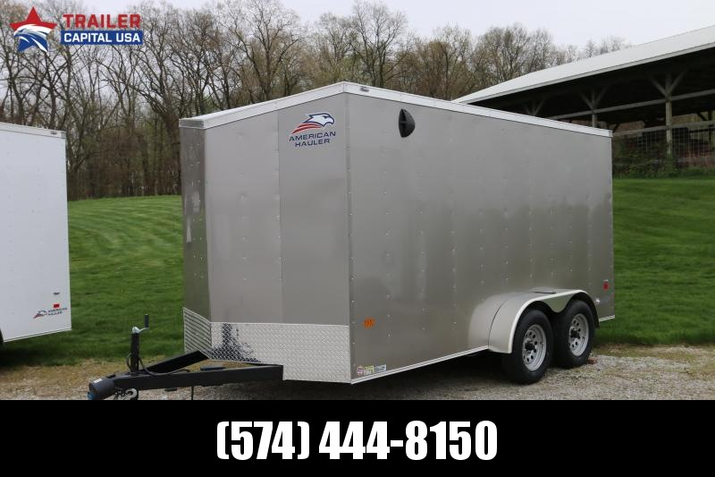 "2020 American Hauler 7x14 Arrow (6'6"" Interior Height)"