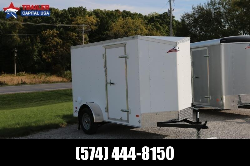 "2020 American Hauler Arrow 5 x 10 Enclosed Cargo Trailer (5'6"" Inside Height)"