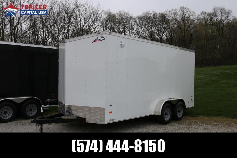 """2020 American Hauler 7x16 Arrow Deluxe (7'0"""" Interior Height)"""