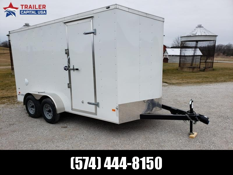 "2020 American Hauler 7x14 Arrow Deluxe (7'0"" Interior Height)"