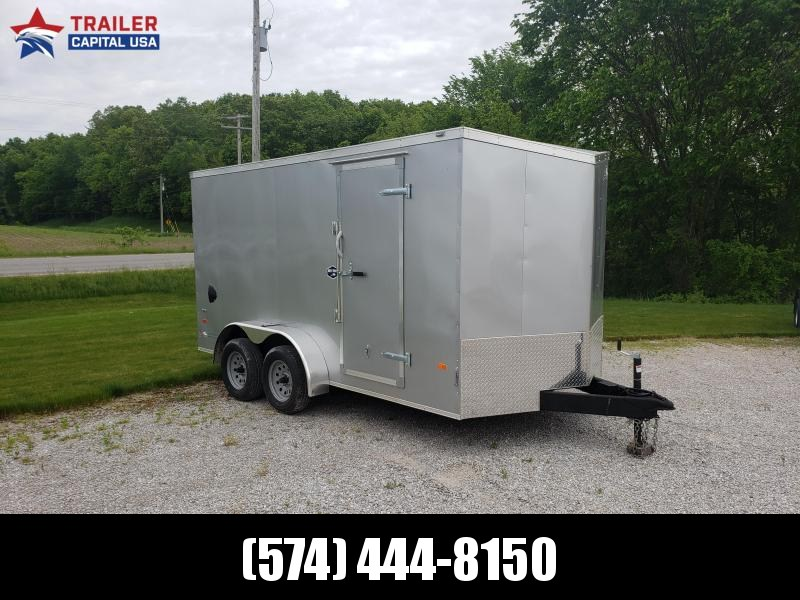 "2020 American Hauler Night Hawk 7'x14' 6'6"" Interior Height Enclosed Cargo Trailer"