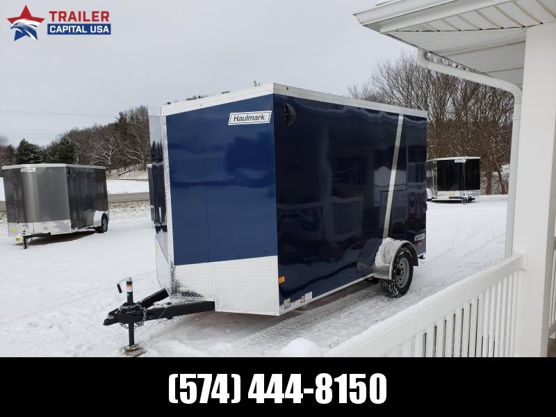 "2020 Haulmark Transport 7x12 Cargo Trailer (7'0"" Interior Height)"