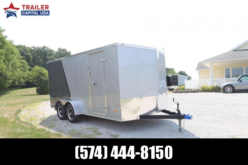2020 American Hauler Industries Night Hawk Enclosed Cargo Trailer