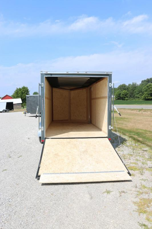 2020 American Hauler Industries Night Hawk Enclosed Cargo Trailer