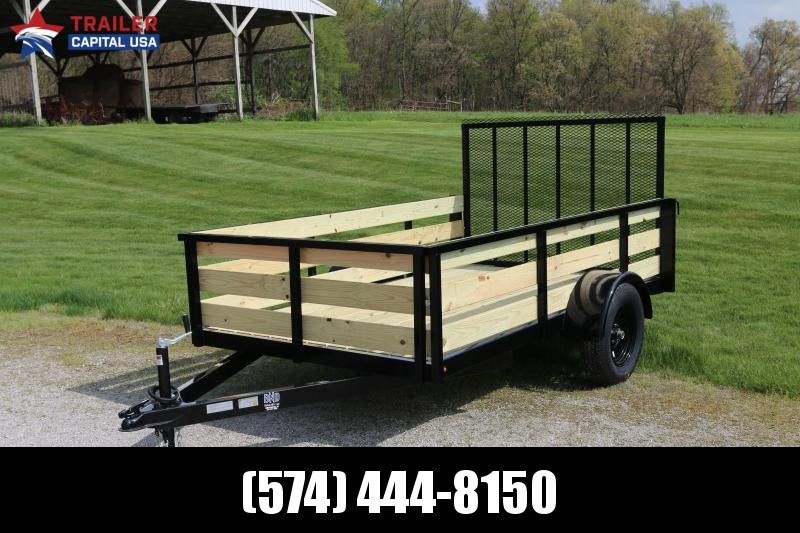 2020 BND 6X10 Utility Trailer (High Side)