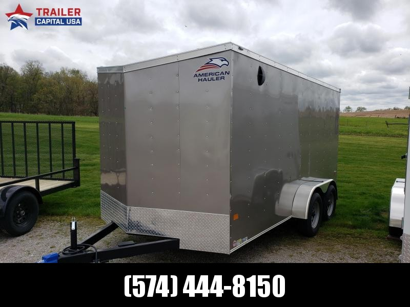 "2020 American Hauler Arrow 7x14 TA2 6'6"" Interior Height Enclosed Cargo Trailer"