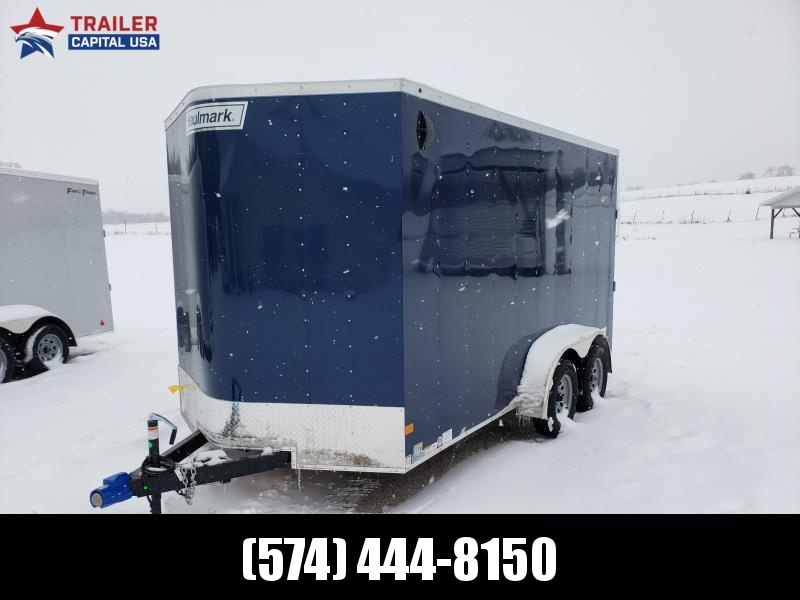 2020 Haulmark Passport 7x16 7' Interior Height Enclosed Cargo Trailer