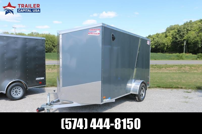 2019 American Hauler Industries Night Hawk Aluminum Enclosed Cargo Trailer