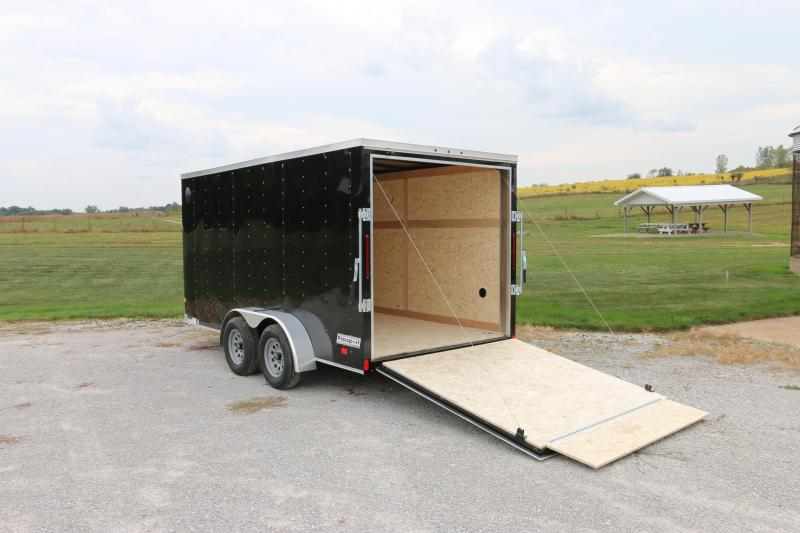 2020 Haulmark Passport 7X14 Enclosed Cargo Trailer