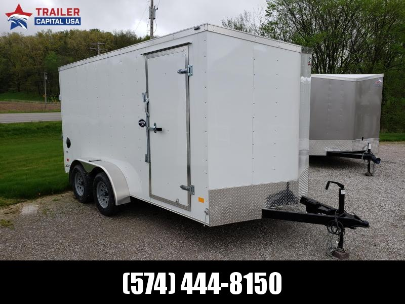 2020 American Hauler Arrow 7x14 Deluxe Enclosed Cargo Trailer