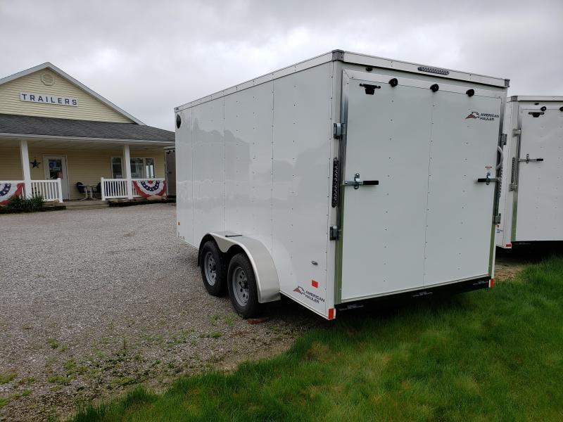 2020 American Hauler Arrow 7x14 Deluxe Enclosed Cargo Trailer