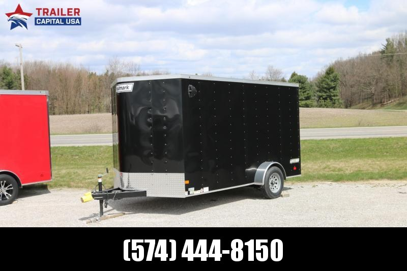 "2020 Haulmark 7X12 Passport Motorcycle Trailer (6'6"" Interior Height)"