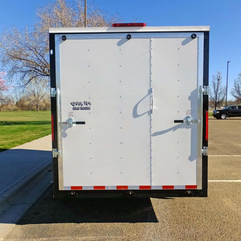 2019 Snake River 14TA Enclosed Cargo Trailer