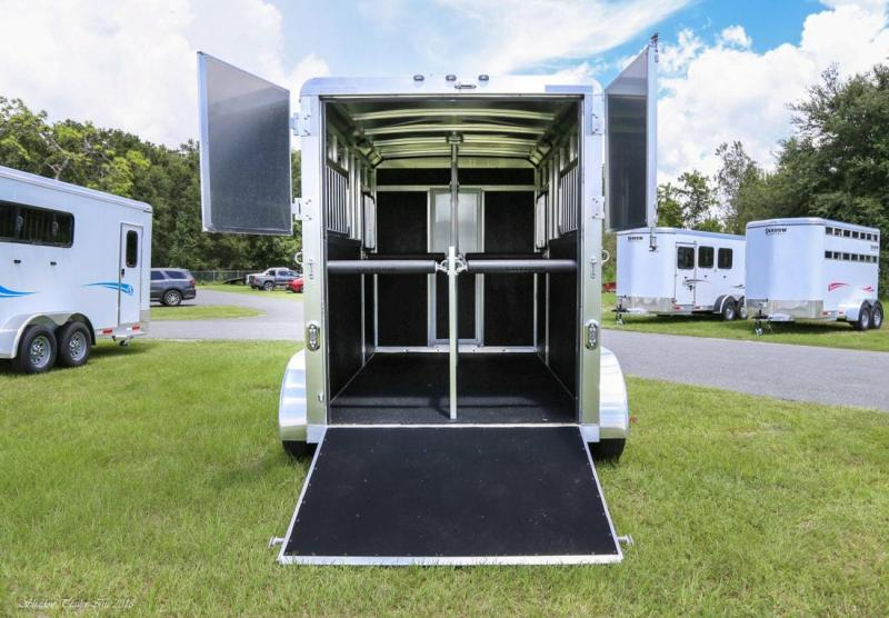 2020 Shadow Trailers STABLEMATE 2H SL Horse Trailer