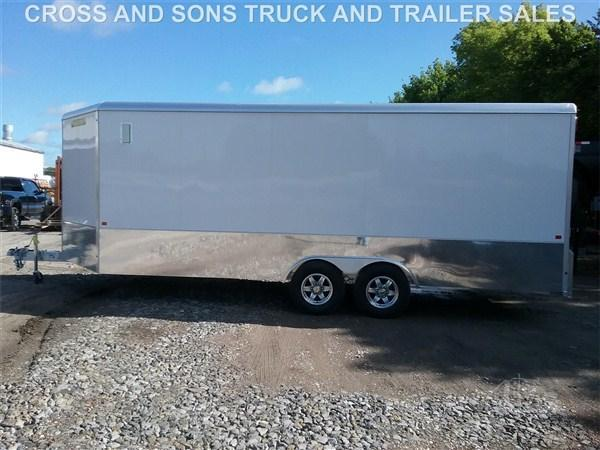 2020 Aluma AE820 Enclosed Cargo Trailer