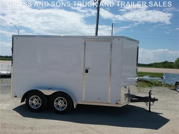 2020 Cross Trailers 712TA Enclosed Cargo / Utility Trailer