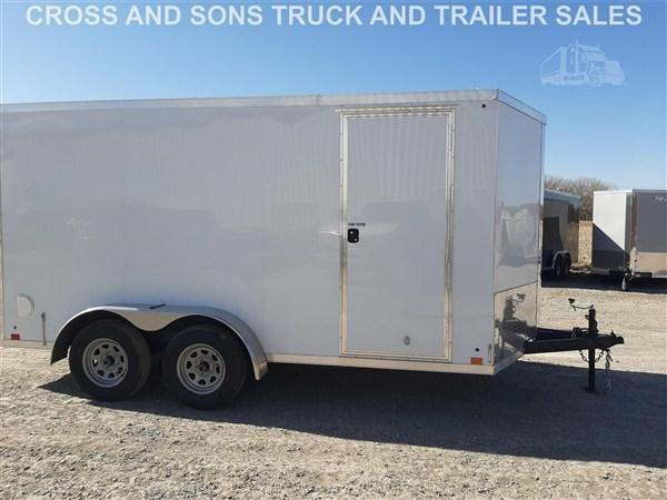 2021 Cross Trailers 714TA Enclosed Cargo / Utility Trailer