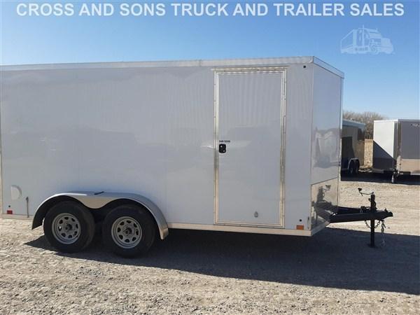 2021 Cross Trailers 714TA Enclosed Cargo / Utility Trailer