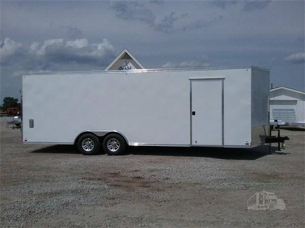 2019 Cross Trailers 8 x 24 TA Enclosed Trailer