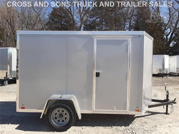 2020 Cross Trailers 610SA Enclosed Cargo / Utility Trailer