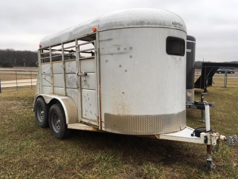 2006 Calico Trailers Bumper pull Livestock Trailer