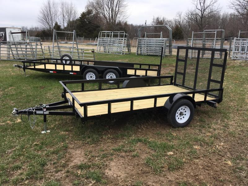 2019  Stag Utility Trailer