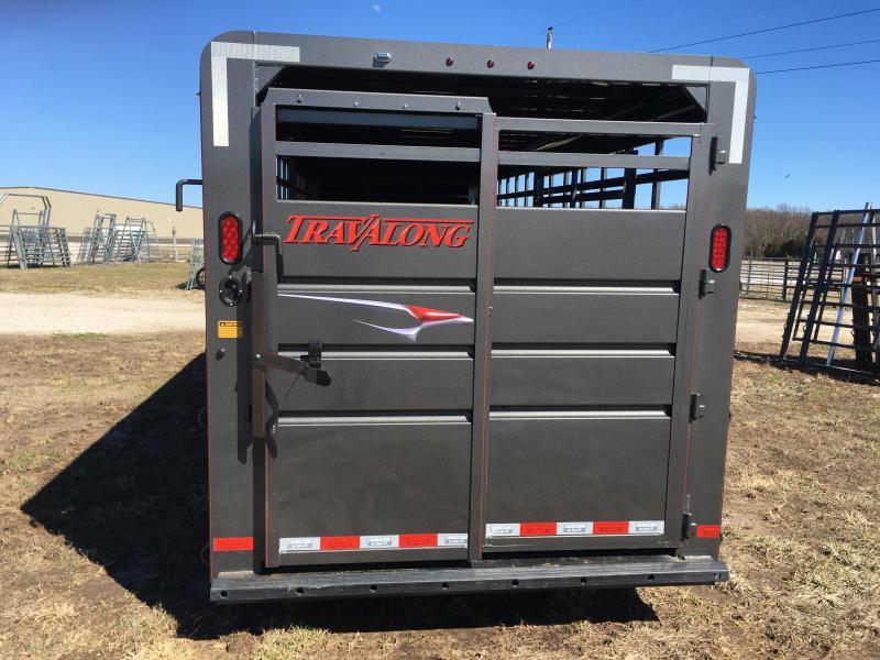 2019 Travalong Stock Livestock Trailer