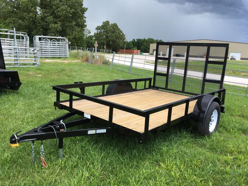 2019 STAG Trailers Utility Utility Trailer