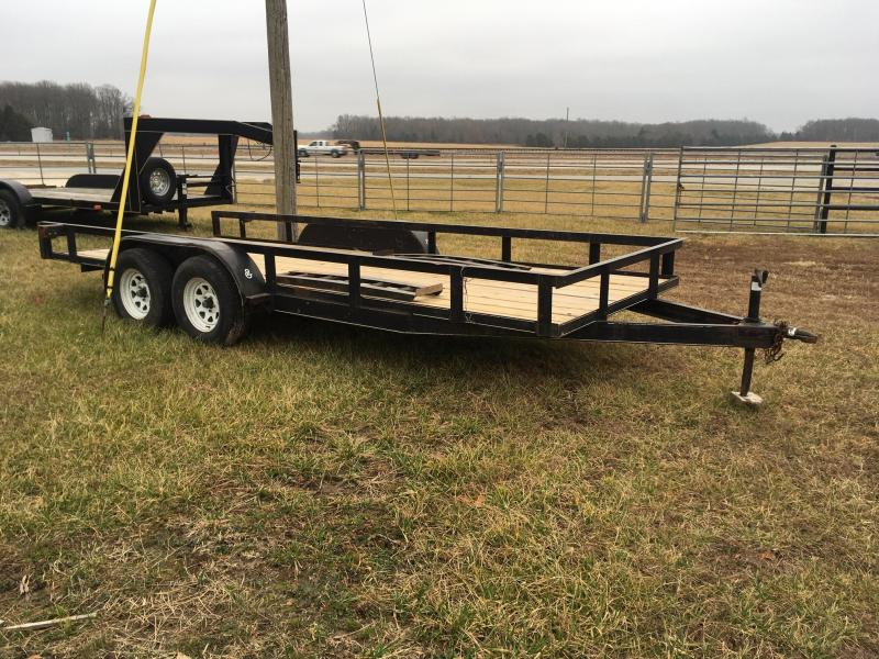 2007 Other 2-G Utility Utility Trailer