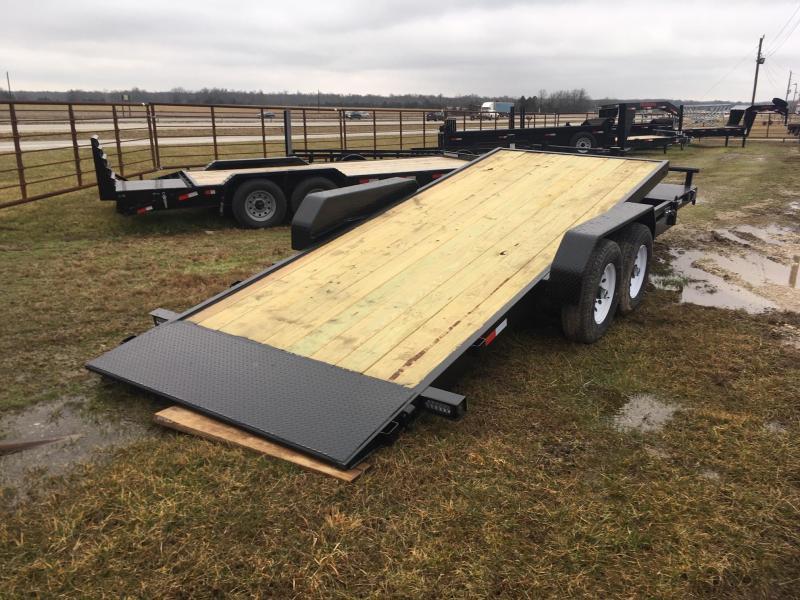 2020 STAG Trailers Tilt Equipment Trailer