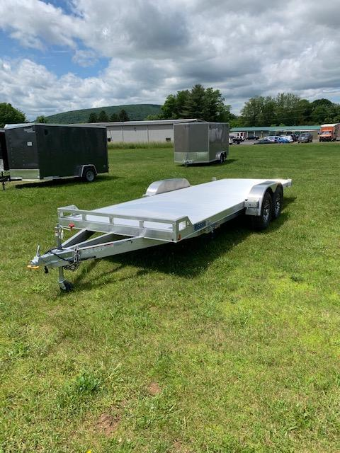 2019 Mission MOCH 8x22 12K Tilt Car / Racing Trailer