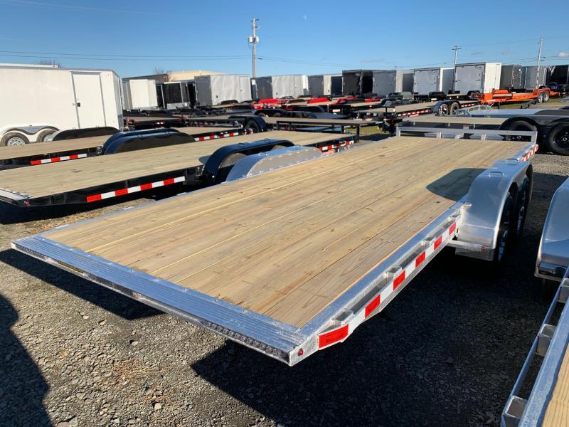 2020 H & H Trailers 20' 10K Aluminum Speedloader EX Car / Racing Trailer