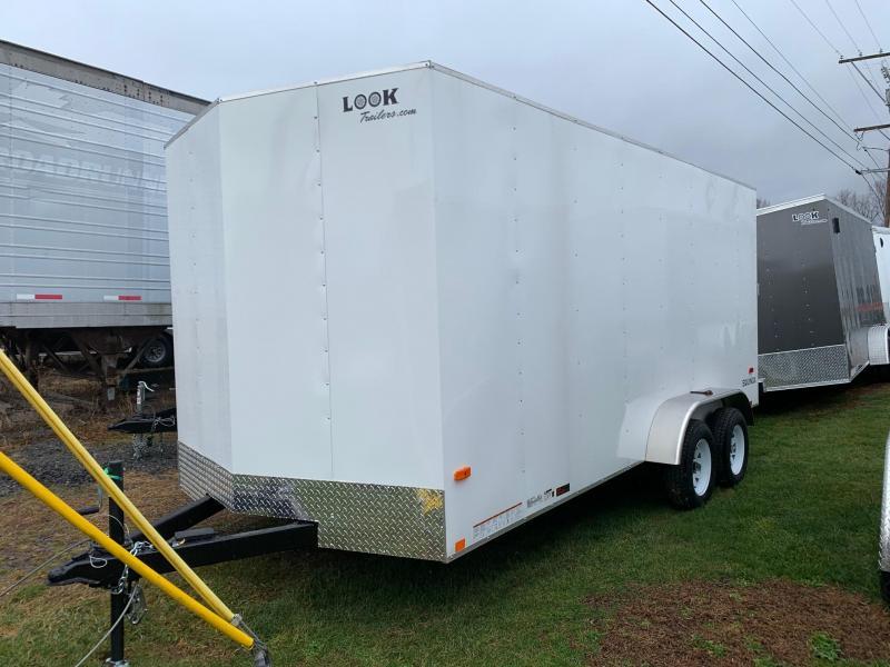 2020 Look Trailers Equinox 7x16 Enclosed Cargo Trailer