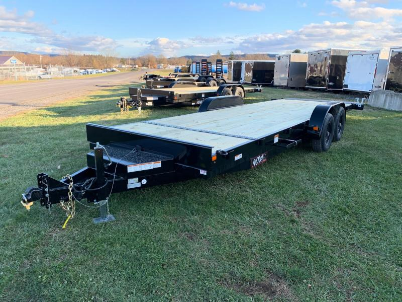 2020 Midsota 22' Tilt Car / Racing Trailer