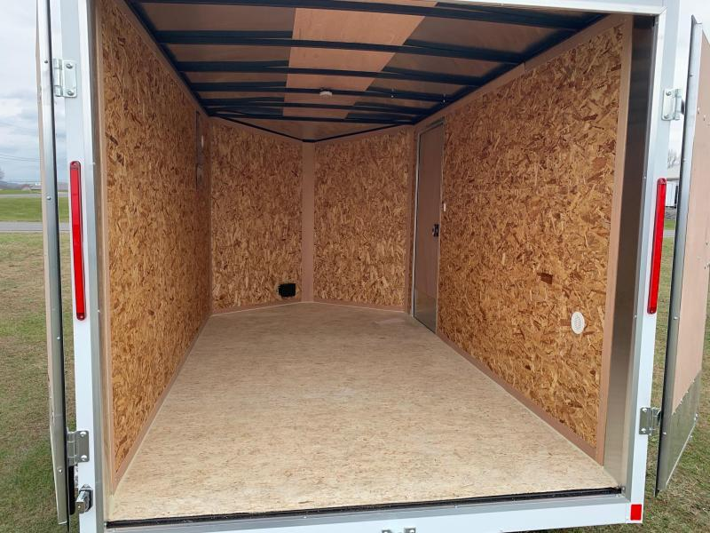 2020 Look Trailers 7x12 7K Enclosed Cargo Trailer