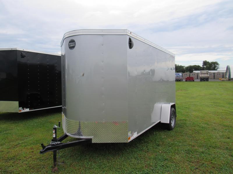 2020 Wells Cargo 300 Series 6x12 Enclosed Cargo Trailer
